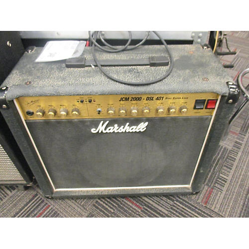 Marshall DSL401 Dual Super Lead JCM2000 Tube Guitar Combo Amp