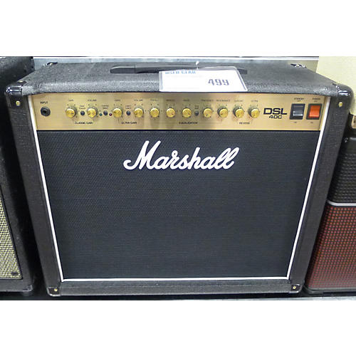 Marshall DSL40C 40W 1x12 Tube Guitar Combo Amp-thumbnail