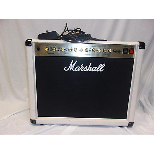 used marshall dsl40c 40w 1x12 tube guitar combo amp guitar center. Black Bedroom Furniture Sets. Home Design Ideas
