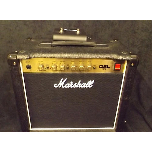 Marshall DSL5C 5 WATT STUDIO ALL TUBE COMBO AMP Tube Guitar Combo Amp