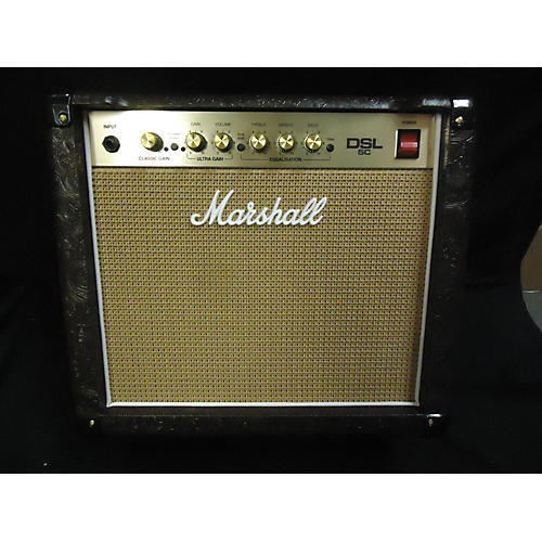Marshall DSL5C 5W 1x10 Limited Edition Tube Guitar Combo Amp
