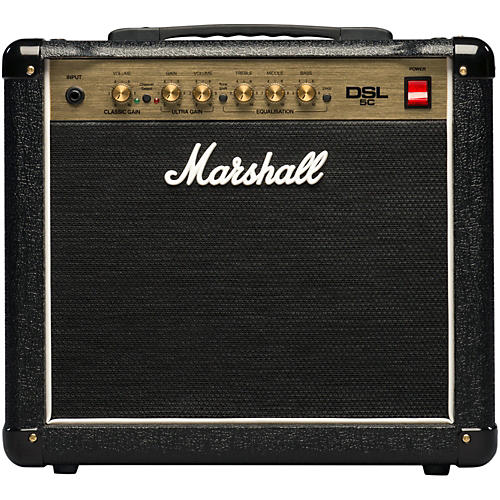 Marshall DSL5C 5W 1x10 Tube Guitar Combo with Celestion Ten-30-thumbnail