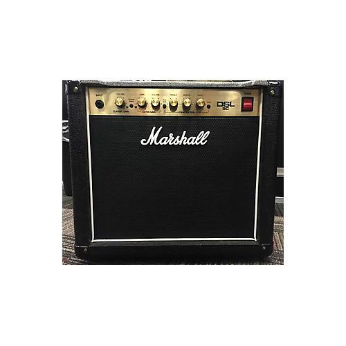Marshall DSL5C Guitar Combo Amp-thumbnail