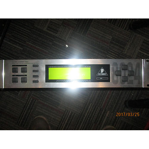 Behringer DSP 8024 Equalizer-thumbnail