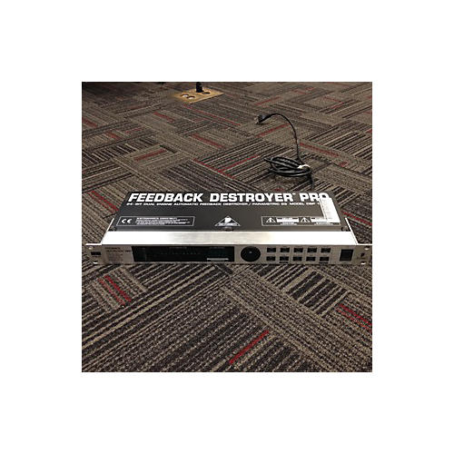 Behringer DSP1100P Feedback Suppressor-thumbnail