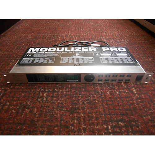 Behringer DSP1200P Modulizer Effect Processor