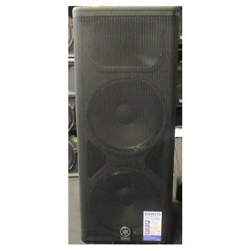 Yamaha DSR 215 Powered Speaker-thumbnail