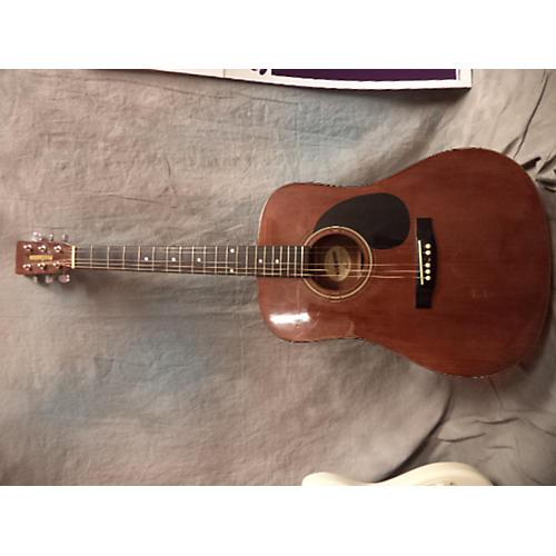 Cort DSR Brown Acoustic Guitar