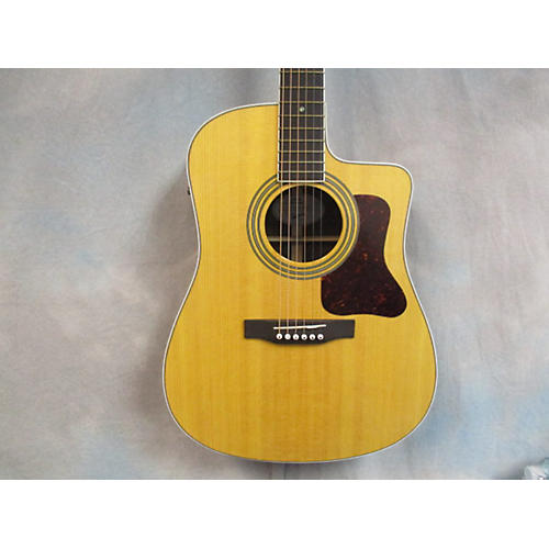 Gibson DSR-CE Acoustic Electric Guitar Natural