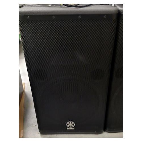 Yamaha DSR115 Powered Speaker-thumbnail