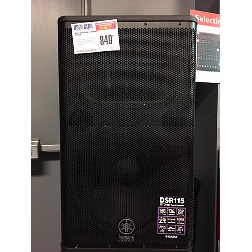 Yamaha DSR115 Powered Speaker