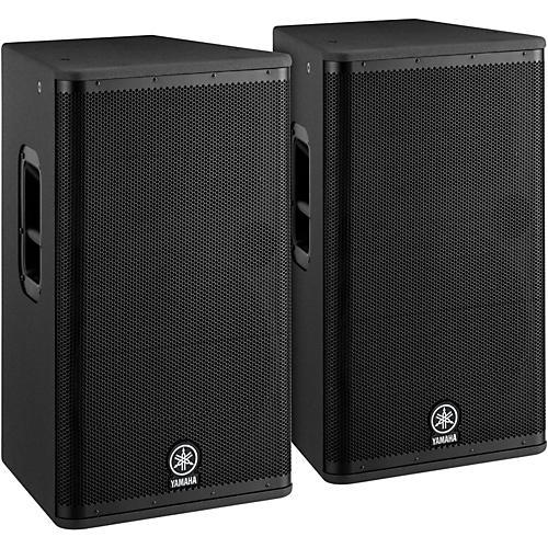 Yamaha DSR115 Speaker Pair