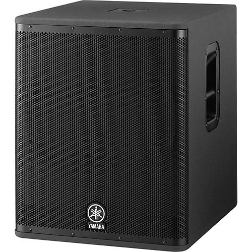 Yamaha dsr118w active subwoofer guitar center for Subwoofer yamaha dsr118w
