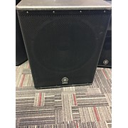 Yamaha DSR118W Powered Subwoofer