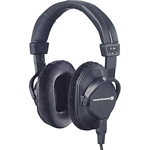 Beyerdynamic DT 250-80 Professional Closed Headphones - 80 Ohms by Beyerdynamic