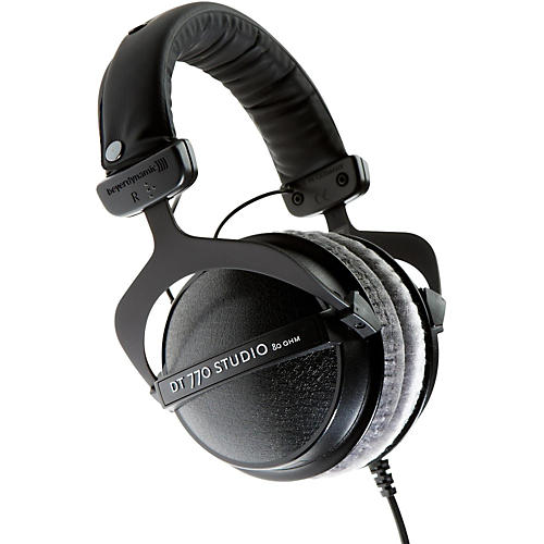 beyerdynamic dt 770 studio headphones guitar center