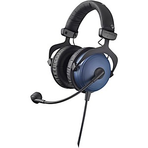 Beyerdynamic DT 790.28 High Isolation Headset with 4-Pin Female XLR Cable by Beyerdynamic