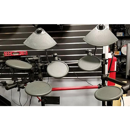 Used yamaha dt express ii electric drum set guitar center for Electric drum set yamaha