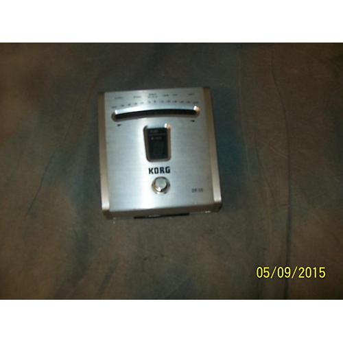 Korg DT10 Tuner Tuner Pedal-thumbnail