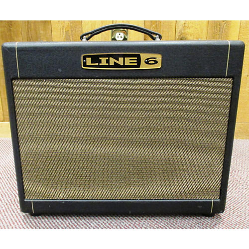 Line 6 DT25 25W 1x12 Tube Guitar Combo Amp
