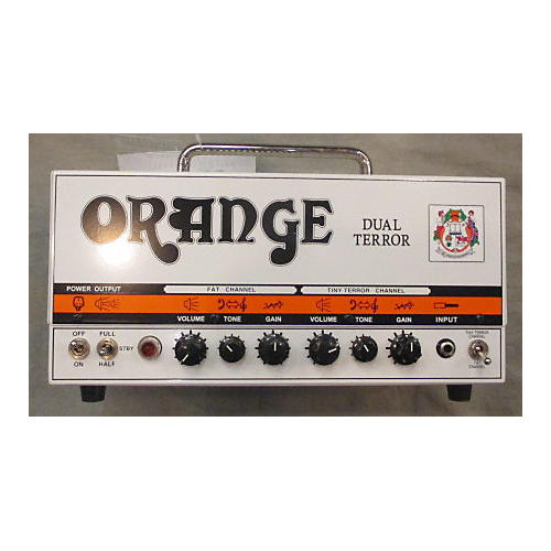 Orange Amplifiers DT30H Dual Terror 30W Tube Guitar Amp Head-thumbnail
