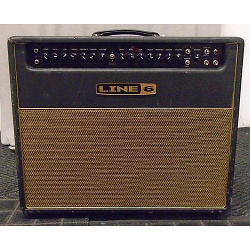 Line 6 DT50 50W 1x12 Guitar Combo Amp-thumbnail