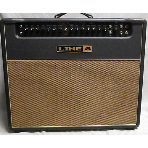 Line 6 DT50 50W 2x12 Guitar Combo Amp-thumbnail