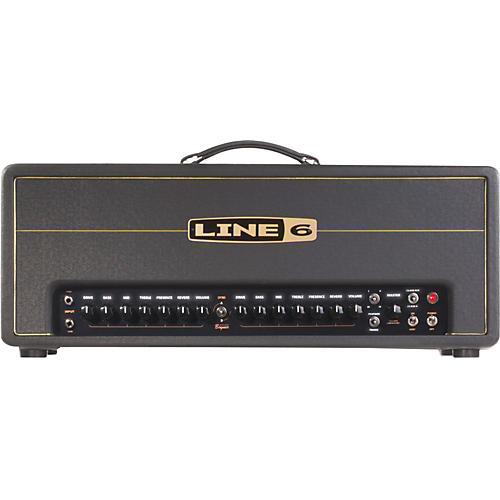 Line 6 DT50 HD 25/50W Guitar Amp Head Black