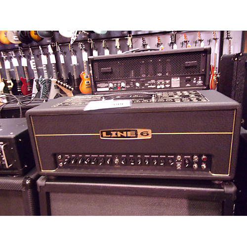 Line 6 DT50HD 50W Guitar Amp Head-thumbnail