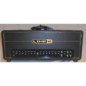 Pre-owned Line 6 DT50HD 50 Watt Guitar Amp Head by Line 6