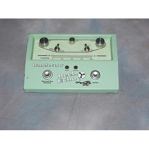 Danelectro DTE1 Reel Echo Delay Effect Pedal-thumbnail