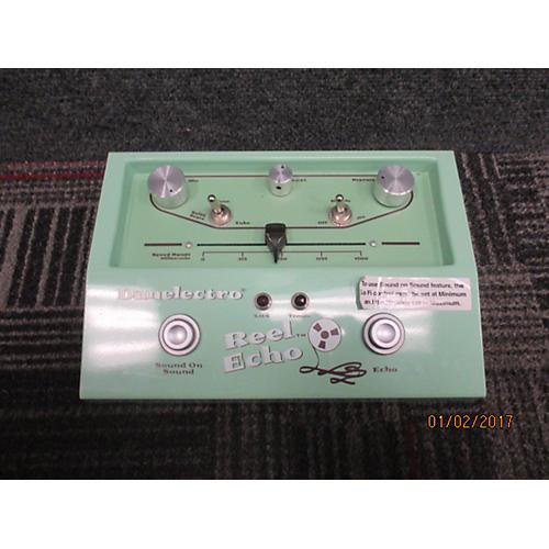 Danelectro DTE1 Reel Echo Delay Effect Pedal