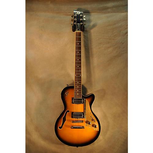 Duesenberg USA DTV Starplayer TV Stoptail Hollow Body Electric Guitar-thumbnail