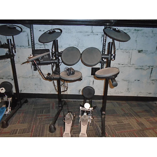 used yamaha dtx 430k electric drum set guitar center. Black Bedroom Furniture Sets. Home Design Ideas