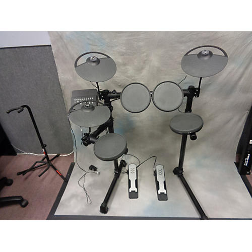 Yamaha DTX400K Electric Drum Set-thumbnail