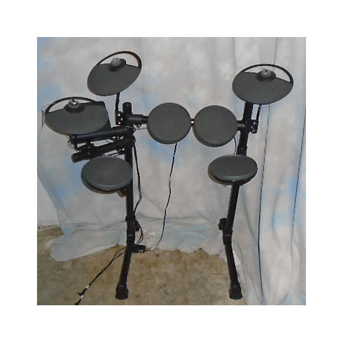 used yamaha dtx400k electric drum set guitar center. Black Bedroom Furniture Sets. Home Design Ideas