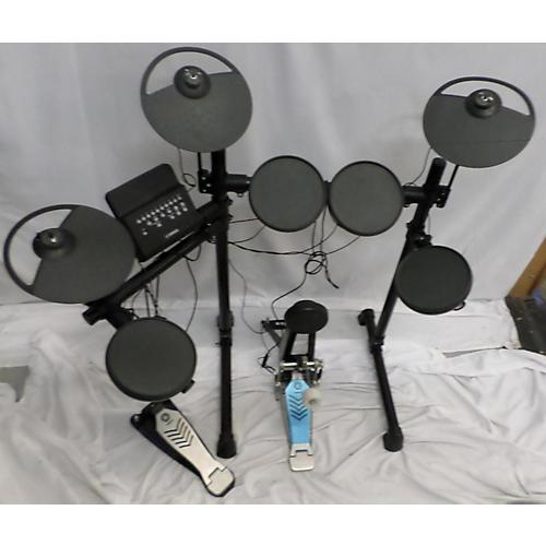 used yamaha dtx430 electric drum set guitar center. Black Bedroom Furniture Sets. Home Design Ideas