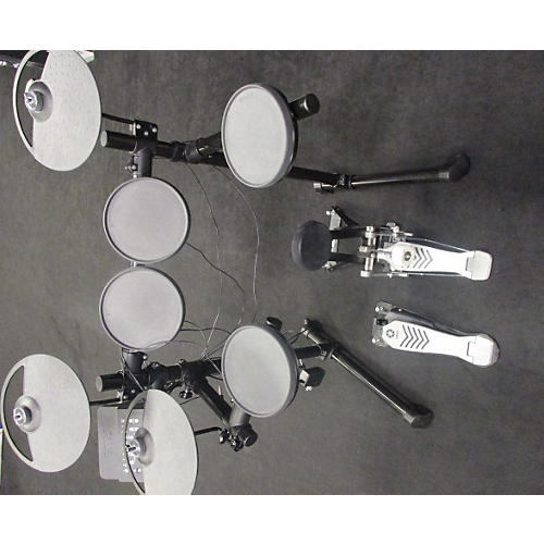 Used yamaha dtx430k electronic drum set guitar center for Yamaha electronic drum kit for sale