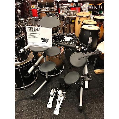 used yamaha dtx500 electric drum set guitar center. Black Bedroom Furniture Sets. Home Design Ideas