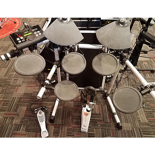 Yamaha DTX500 Electric Drum Set-thumbnail