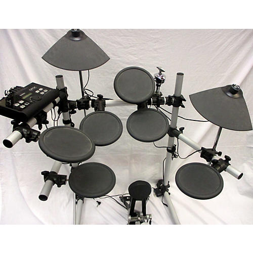 Used Yamaha Dtx500 Electric Drum Set Guitar Center