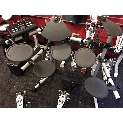 Yamaha DTX500 Electronic Drum Set-thumbnail