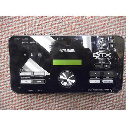 Yamaha DTX502 Electric Drum Module-thumbnail