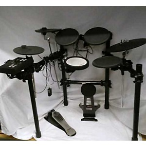 Pre-owned Yamaha DTX520K Electric Drum Set by Yamaha