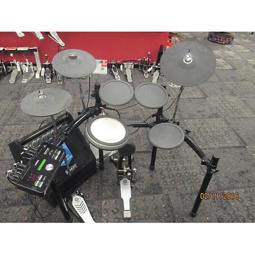 used yamaha dtx522 electric drum set guitar center. Black Bedroom Furniture Sets. Home Design Ideas