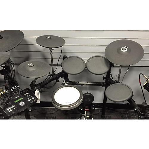 Used Yamaha Dtx522 Electronic Drum Set Guitar Center