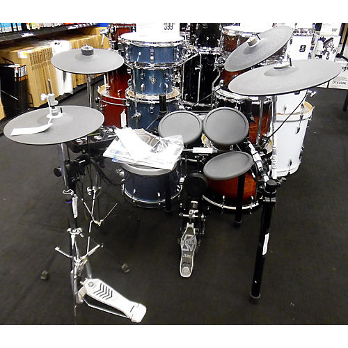 Used yamaha dtx532k electric drum set guitar center for Electric drum set yamaha