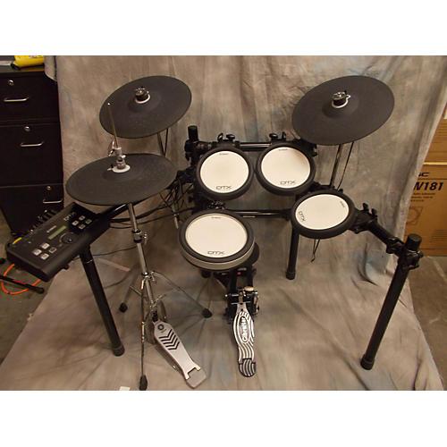 Used yamaha dtx560 electronic drum set guitar center for Yamaha electronic drum sets