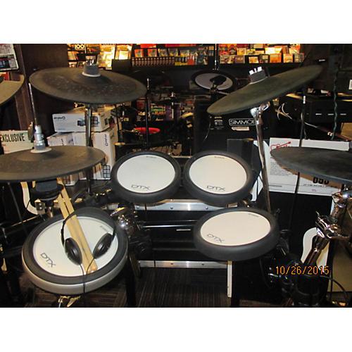 used yamaha dtx562k electronic drum set guitar center. Black Bedroom Furniture Sets. Home Design Ideas