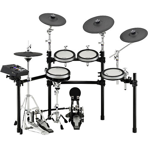 Yamaha dtx750k electronic drum set guitar center for Electric drum set yamaha